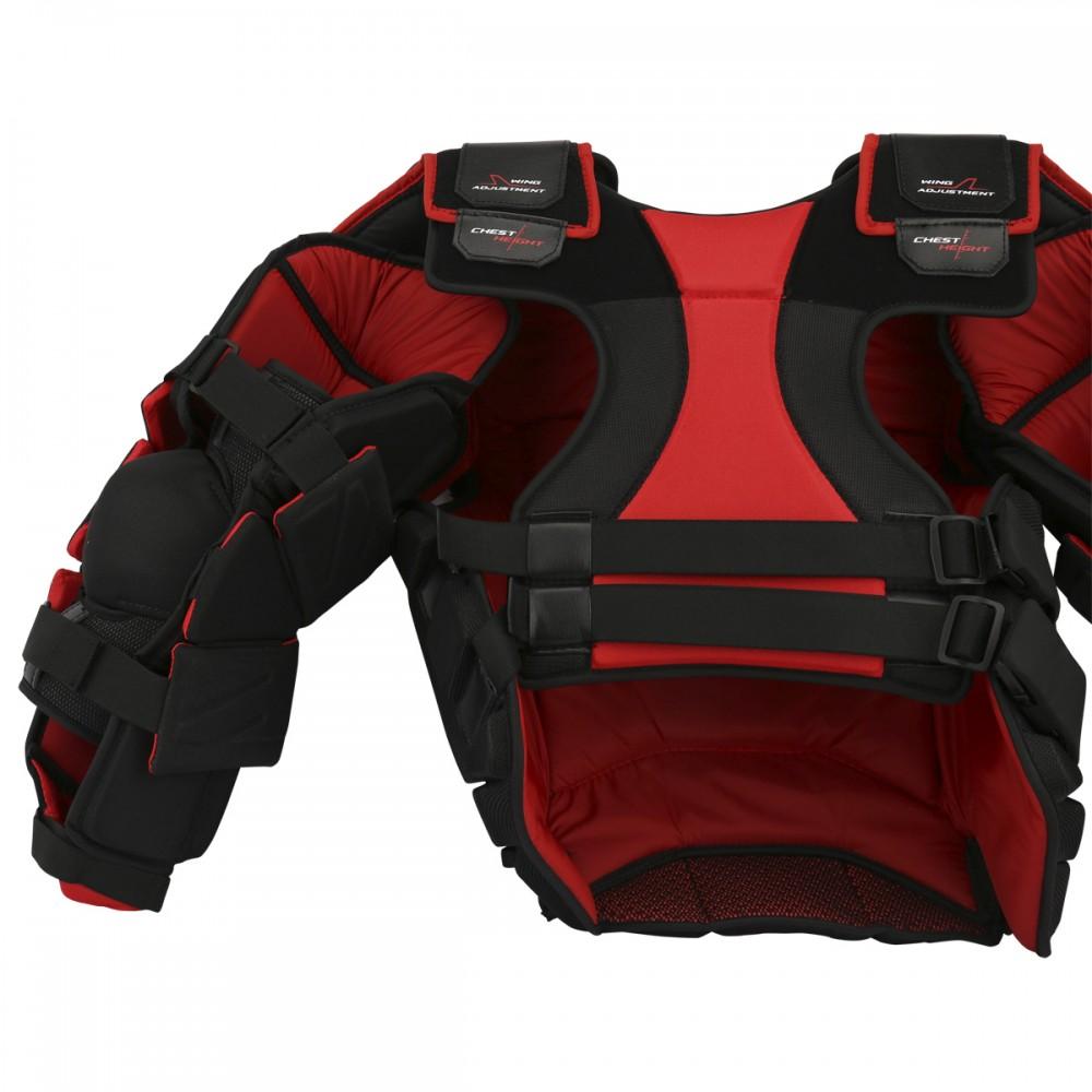 puhdistushinnat parhaiten rakastettu erotuskengät CCM Extreme Flex Shield E1.9 brankárska vesta INT