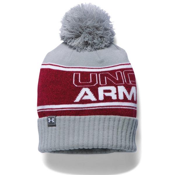 UA ColdGear RETRO POM pánska zimná čiapka bb315103220